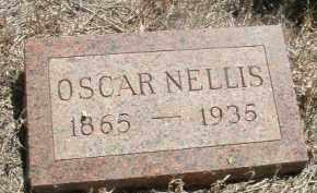 NELLIS, OSCAR - Clay County, South Dakota | OSCAR NELLIS - South Dakota Gravestone Photos