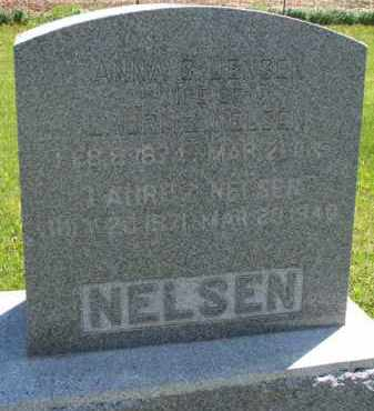 JENSEN NELSEN, ANNA B. - Clay County, South Dakota | ANNA B. JENSEN NELSEN - South Dakota Gravestone Photos