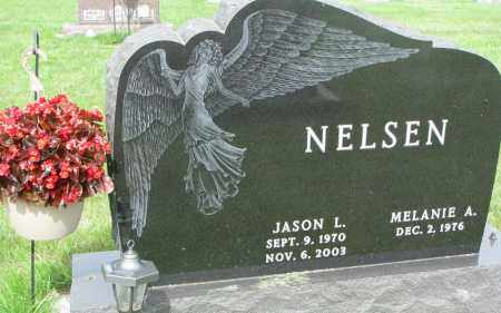 NELSEN, MELANIE A. - Clay County, South Dakota   MELANIE A. NELSEN - South Dakota Gravestone Photos