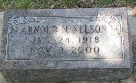 "NELSON, ARNOLD N. ""ARNIE"" - Clay County, South Dakota | ARNOLD N. ""ARNIE"" NELSON - South Dakota Gravestone Photos"