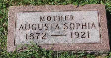NELSON, AUGUSTA SOPHIA - Clay County, South Dakota | AUGUSTA SOPHIA NELSON - South Dakota Gravestone Photos