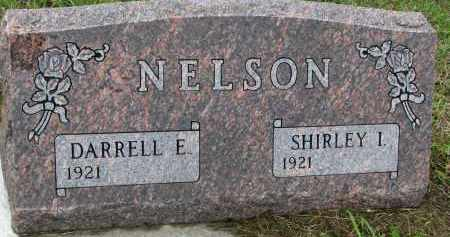 NELSON, SHIRLEY I. - Clay County, South Dakota | SHIRLEY I. NELSON - South Dakota Gravestone Photos