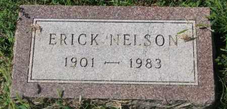 NELSON, ERICK - Clay County, South Dakota | ERICK NELSON - South Dakota Gravestone Photos