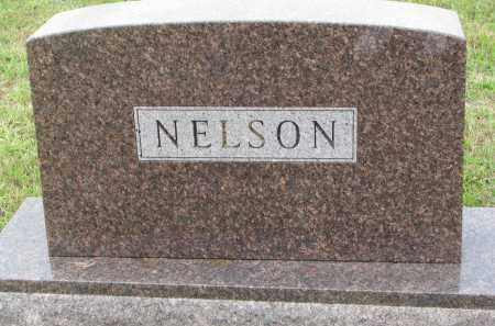 NELSON, FAMILY STONE - Clay County, South Dakota | FAMILY STONE NELSON - South Dakota Gravestone Photos