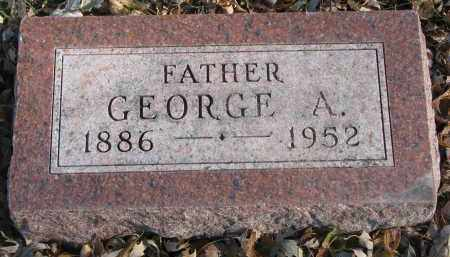 NELSON, GEORGE A. - Clay County, South Dakota | GEORGE A. NELSON - South Dakota Gravestone Photos