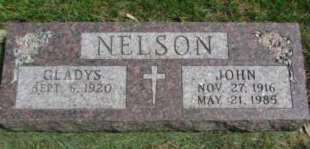 NELSON, JOHN - Clay County, South Dakota | JOHN NELSON - South Dakota Gravestone Photos