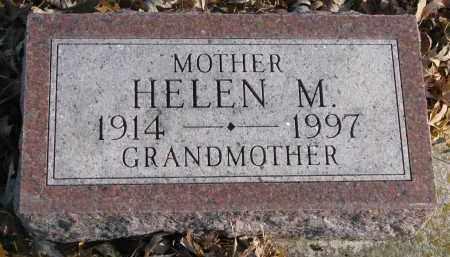 NELSON, HELEN M. - Clay County, South Dakota | HELEN M. NELSON - South Dakota Gravestone Photos