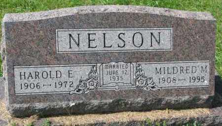 NELSON, MILDRED M. - Clay County, South Dakota | MILDRED M. NELSON - South Dakota Gravestone Photos
