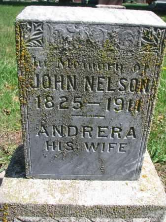 NELSON, ANDRERA - Clay County, South Dakota | ANDRERA NELSON - South Dakota Gravestone Photos