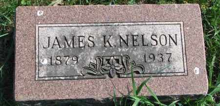 NELSON, JAMES K. - Clay County, South Dakota | JAMES K. NELSON - South Dakota Gravestone Photos