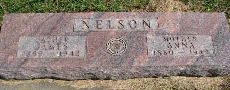 NELSON, ANNA - Clay County, South Dakota | ANNA NELSON - South Dakota Gravestone Photos