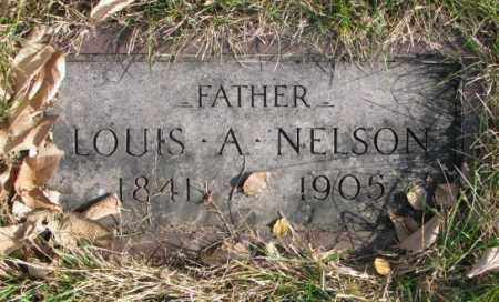 NELSON, LOUIS A. - Clay County, South Dakota | LOUIS A. NELSON - South Dakota Gravestone Photos