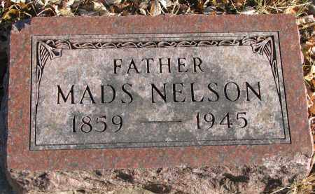 NELSON, MADS - Clay County, South Dakota | MADS NELSON - South Dakota Gravestone Photos