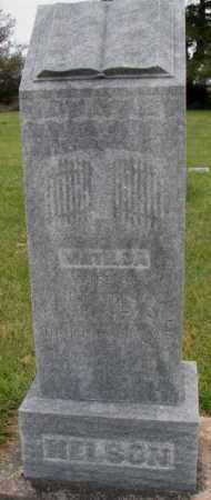 NELSON, MATILDA - Clay County, South Dakota | MATILDA NELSON - South Dakota Gravestone Photos
