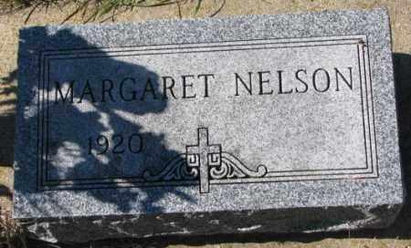 NELSON, MARGARET - Clay County, South Dakota | MARGARET NELSON - South Dakota Gravestone Photos