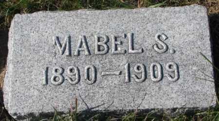 NELSON, MABEL S. - Clay County, South Dakota | MABEL S. NELSON - South Dakota Gravestone Photos