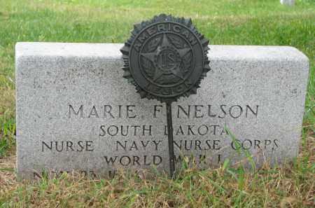 NELSON, MARIE F. - Clay County, South Dakota   MARIE F. NELSON - South Dakota Gravestone Photos
