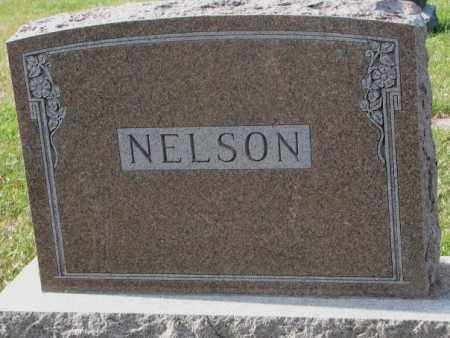 NELSON, PLOT - Clay County, South Dakota | PLOT NELSON - South Dakota Gravestone Photos