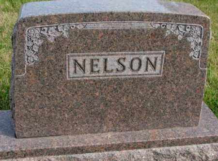 NELSON, PLOT - Clay County, South Dakota | PLOT NELSON - South Dakota Gravestone Photos