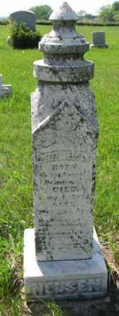 NELSON, PETER - Clay County, South Dakota   PETER NELSON - South Dakota Gravestone Photos