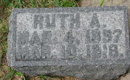 NELSON, RUTH A. - Clay County, South Dakota | RUTH A. NELSON - South Dakota Gravestone Photos