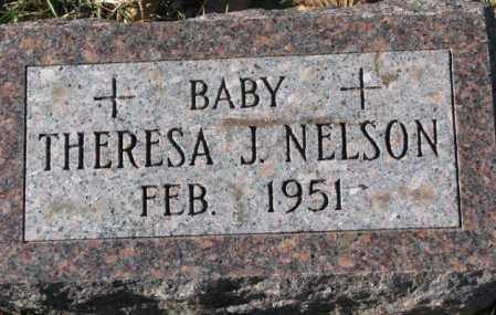 NELSON, THERESA J. - Clay County, South Dakota | THERESA J. NELSON - South Dakota Gravestone Photos