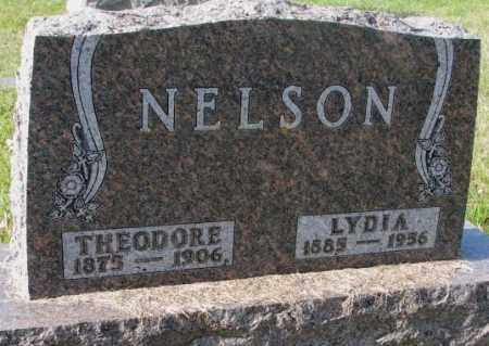 NELSON, LYDIA - Clay County, South Dakota | LYDIA NELSON - South Dakota Gravestone Photos