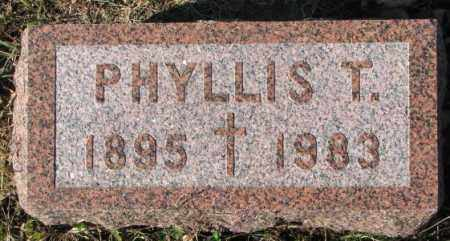 NEUMAYR, PHYLLIS T. - Clay County, South Dakota | PHYLLIS T. NEUMAYR - South Dakota Gravestone Photos