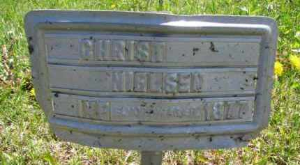 NIELSEN, INFANT - Clay County, South Dakota | INFANT NIELSEN - South Dakota Gravestone Photos