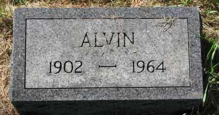 NILSON, ALVIN - Clay County, South Dakota | ALVIN NILSON - South Dakota Gravestone Photos