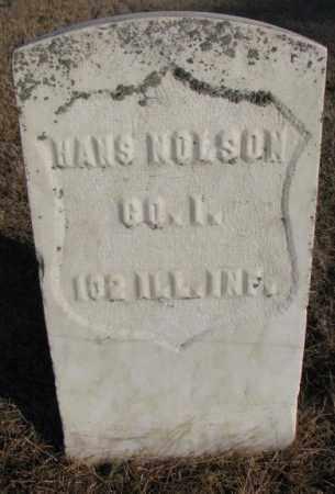 NOLSON, HANS - Clay County, South Dakota | HANS NOLSON - South Dakota Gravestone Photos