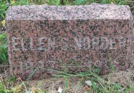NORDER, ELLEN S. - Clay County, South Dakota | ELLEN S. NORDER - South Dakota Gravestone Photos