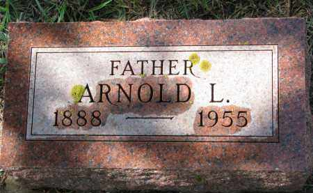 NORIN, ARNOLD L. - Clay County, South Dakota | ARNOLD L. NORIN - South Dakota Gravestone Photos