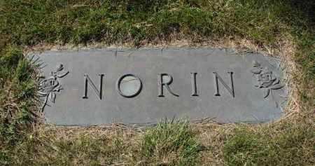 NORIN, FAMILY STONE - Clay County, South Dakota | FAMILY STONE NORIN - South Dakota Gravestone Photos