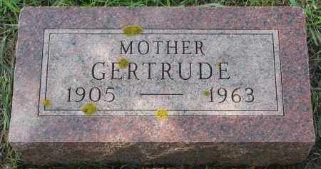 NORIN, GERTRUDE - Clay County, South Dakota | GERTRUDE NORIN - South Dakota Gravestone Photos