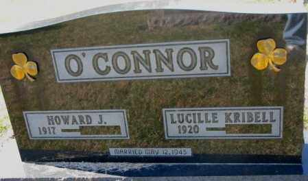 O'CONNOR, HOWARD J. - Clay County, South Dakota | HOWARD J. O'CONNOR - South Dakota Gravestone Photos