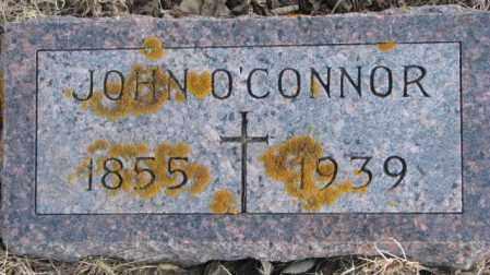 O'CONNOR, JOHN - Clay County, South Dakota   JOHN O'CONNOR - South Dakota Gravestone Photos