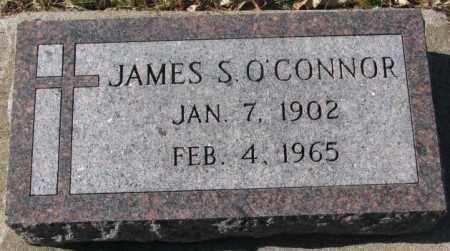 O'CONNOR, JAMES S. - Clay County, South Dakota | JAMES S. O'CONNOR - South Dakota Gravestone Photos