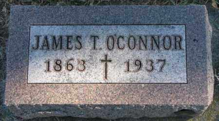 O'CONNOR, JAMES T. - Clay County, South Dakota | JAMES T. O'CONNOR - South Dakota Gravestone Photos