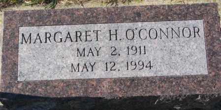 O'CONNOR, MARGARET H. - Clay County, South Dakota | MARGARET H. O'CONNOR - South Dakota Gravestone Photos
