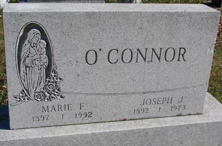 O'CONNOR, JOSEPH J. - Clay County, South Dakota   JOSEPH J. O'CONNOR - South Dakota Gravestone Photos