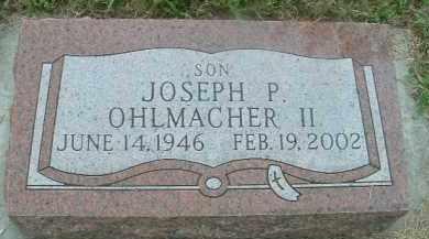 OHLMACHER, JOSEPH P. - Clay County, South Dakota | JOSEPH P. OHLMACHER - South Dakota Gravestone Photos