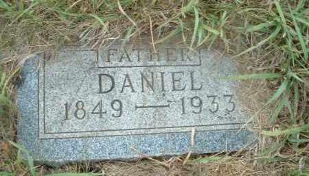 OLSON, DANIEL - Clay County, South Dakota | DANIEL OLSON - South Dakota Gravestone Photos