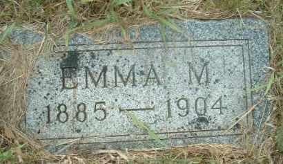 OLSON, EMMA M. - Clay County, South Dakota | EMMA M. OLSON - South Dakota Gravestone Photos