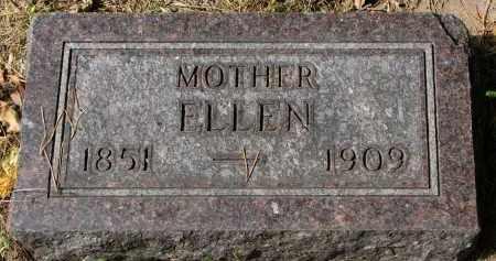 OLSON, ELLEN - Clay County, South Dakota   ELLEN OLSON - South Dakota Gravestone Photos