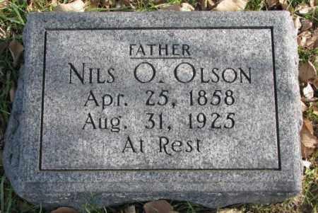 OLSON, NILS O. - Clay County, South Dakota | NILS O. OLSON - South Dakota Gravestone Photos