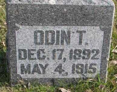 OLSON, ODIN T. - Clay County, South Dakota   ODIN T. OLSON - South Dakota Gravestone Photos