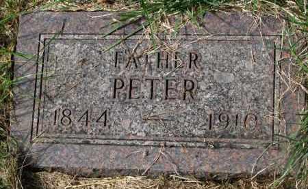 OLSON, PETER - Clay County, South Dakota | PETER OLSON - South Dakota Gravestone Photos