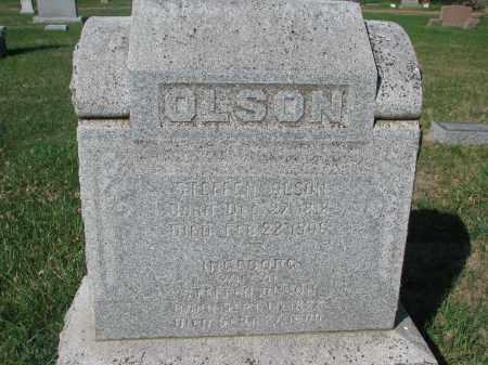 OLSON, INGEBORG - Clay County, South Dakota | INGEBORG OLSON - South Dakota Gravestone Photos
