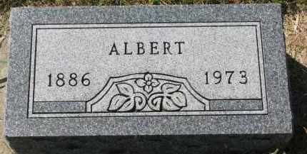 OSTLUND, ALBERT - Clay County, South Dakota   ALBERT OSTLUND - South Dakota Gravestone Photos